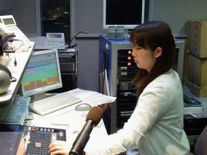 番組担当ディレクターの木村保絵さんです。